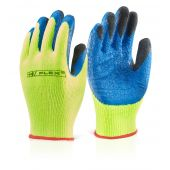 B-Flex Thermo Star Latex Coated Palm Gloves