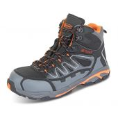 B-Click Footwear Composite S3 Safety Hiker Boots