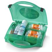 B-Click Traders 10 Person First Aid Kit