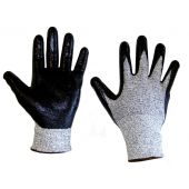 B-Click Kutstop HT Yarn Nitrile Coated Gloves