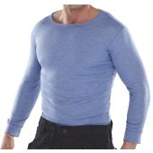 B-Click Workwear Thermal Vest Long Sleeve