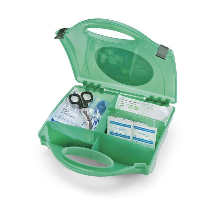 Click Medical Travel BS8599-2 First Aid Kit Small
