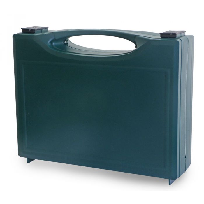 Click Medical 5090 Large Priestfield First Aid Box Green