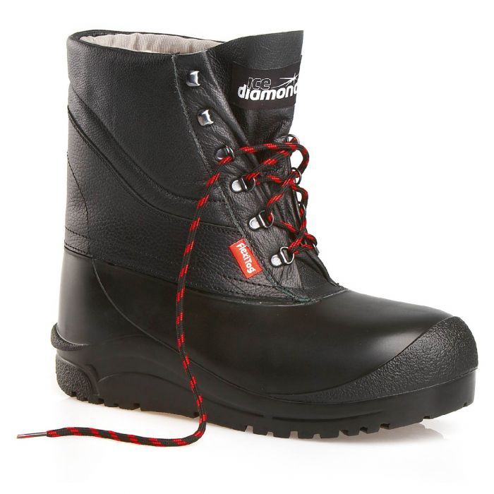 Flexitog ID503 Ice Diamond Laced Leather Boot with Removable Liner