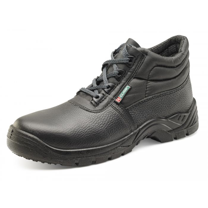 B-Click Footwear Composite Chukka Safety Boots
