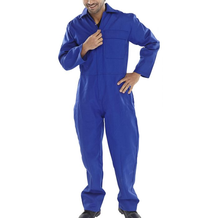 B-Click Fire Retardant Regular Boilersuit