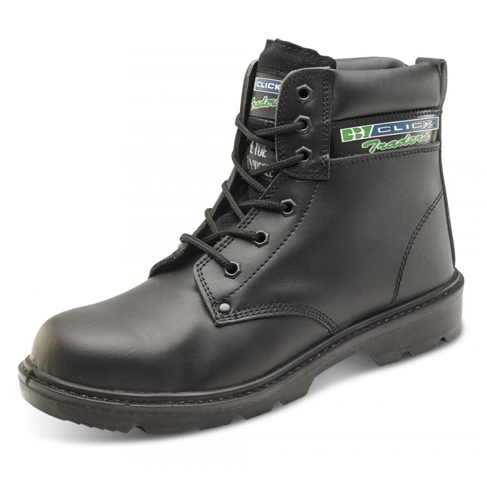 B-Click Traders 6 Inch Safety Boots