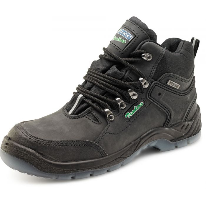 B-Click Traders Hikers Safety Boots