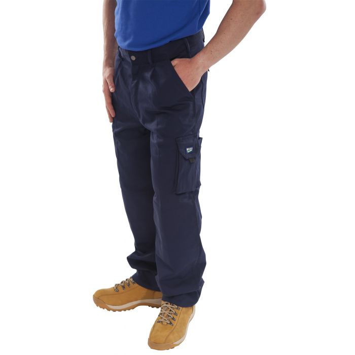 B-Click Traders Newark Trousers