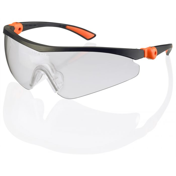 B-Click Traders Roma Safety Glasses