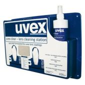 uvex Complete Lens Cleaning Station