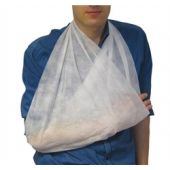 Click Medical 30gms Non Woven Triangular Bandage Pack of 10
