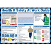 Click Medical Health and Safety at Work Poster A 607