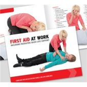 Click Medical First Aid at Work Book