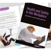 Click Medical Health and Safety in the Workplace Book