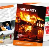 Click Medical Fire Safety Book